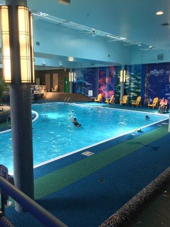 The Reef Swimming Pool Picture Of Sheraton Niagara Falls Niagara Falls Tripadvisor