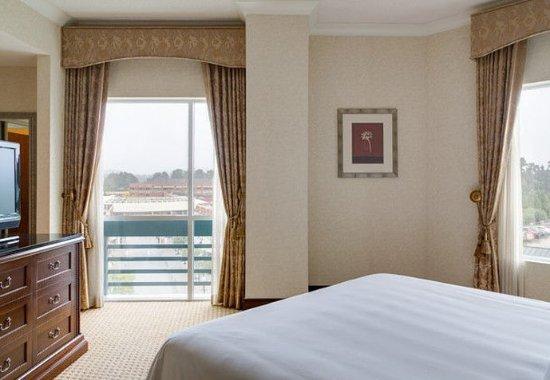Redmond, WA: Presidential Suite - Bedroom