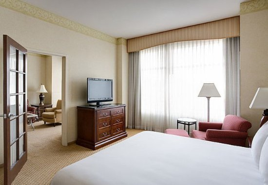 Redmond, واشنطن: Vice Presidential Suite - Bedroom