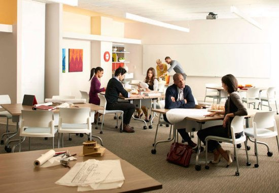 Redmond, WA: Workspring –  Studio Spaces