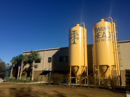 Gainesville, FL: Visit one of several local craft breweries in Gaineville such as Swamp Head Brewery