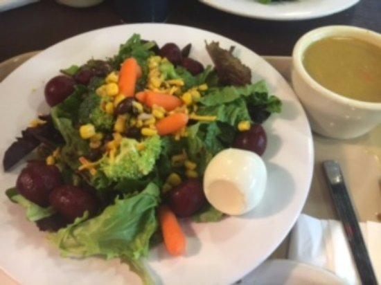 Jason's Deli: Soup and Salad Bar