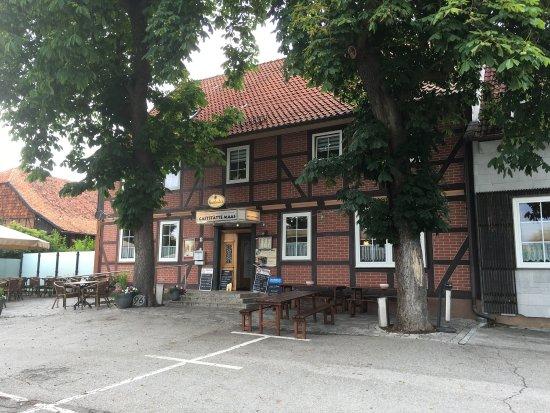 Bockenem, เยอรมนี: Gaststätte Maas