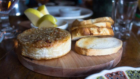 Manchester, VT: Admit it, we had you at Brie.