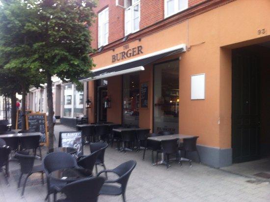 Vordingborg, Danmark: The Burger