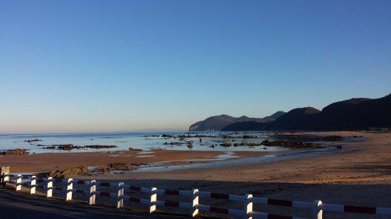 Hotel Arillo: Playa Terngandin