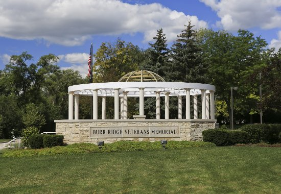 Burr Ridge VeteransMemorial