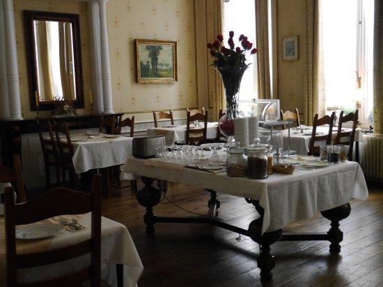 Hotel Patritius: Desayuno