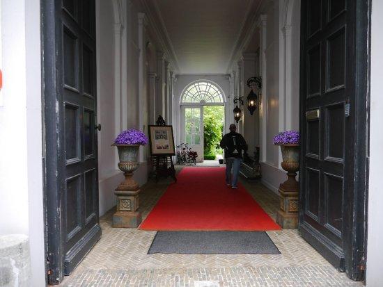 Hotel Patritius: Entrada