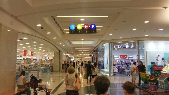 Centro commerciale romaest picture of centro commerciale for Arredamento roma est