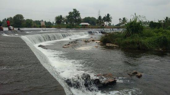 Srirangapatna, Indien: Balamuri Falls