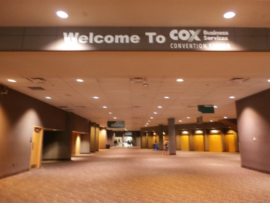 Cox Convention Center