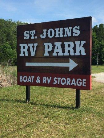 St. John's RV Park