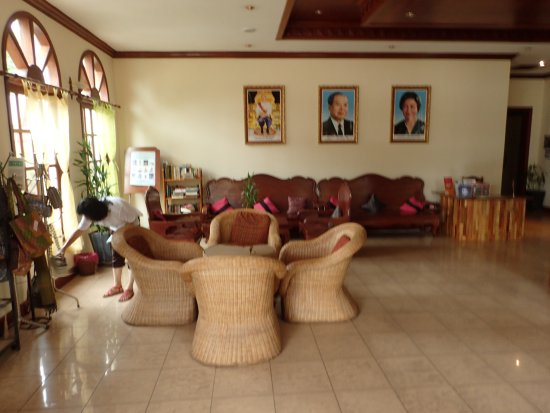 صوريا موريا بوتيك هوتل: Hotel lobby