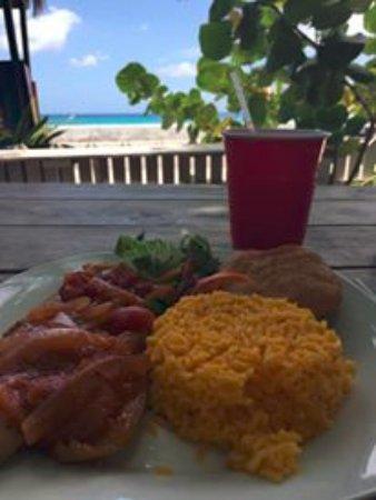 Heritage Kitchen: Cayman Style Mahi and guava juice