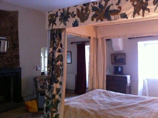 Gwydir Castle B&B: Kings Room