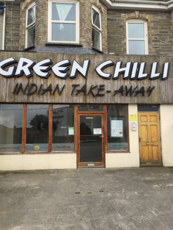 Green Chilli: Just had our 2nd take away from there this week the food was excellent has usual freshly cooked