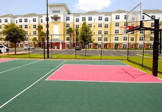 Residence Inn Orlando Lake Buena Vista: Sport Court