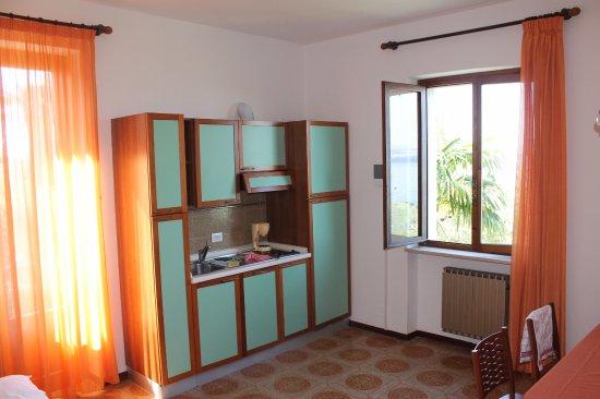 Appartamenti Arca & Ca' Mure: Not modern, but very functional.