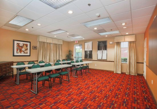 Residence Inn San Jose South/Morgan Hill: Meeting Room