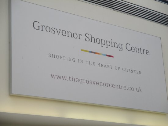 ‪Grosvenor Shopping Center‬