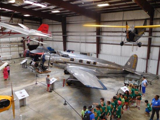 Virginia Aviation Museum Photo