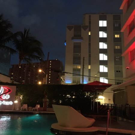 20160617 035535 Picture Of Red South Beach Hotel Miami Beach Tripadvisor