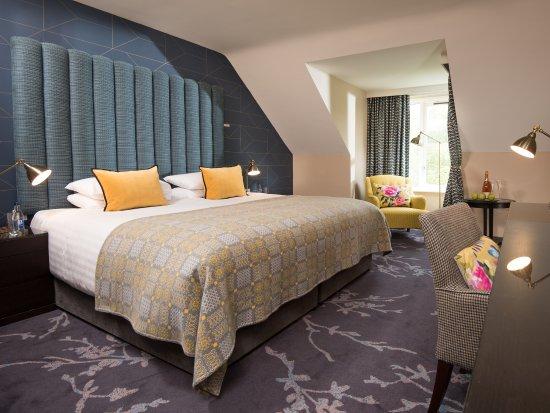Clandeboye Lodge Hotel: Luxury top floor room