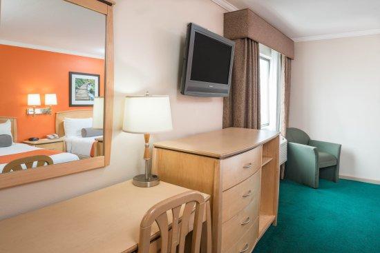 Howard Johnson San Francisco Marina District: Double Room