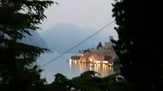 Hotel Castello Lake Front: Beautiful views