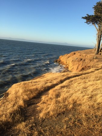 San Mateo, CA: The Bay from Coyote Point Trail