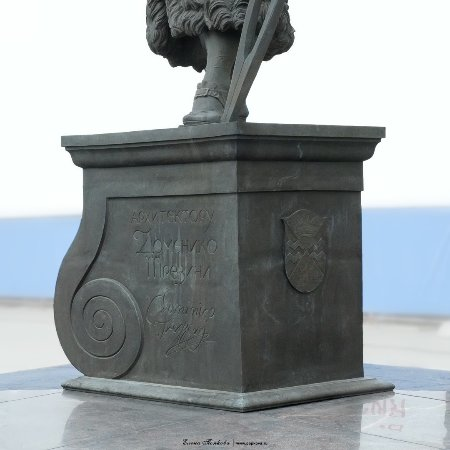 ‪Statue of Domenico Trezzini‬