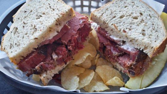 Rochester Deli: Daily Double ~ Dan's Pastrami!