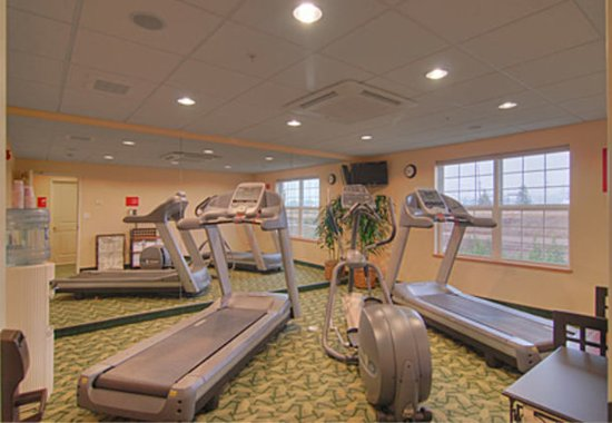 TownePlace Suites Medford: Exercise Room