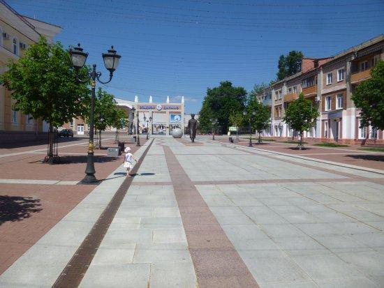 Bryansk, Russia: Гагарин