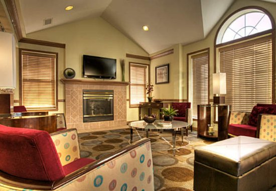 TownePlace Suites Minneapolis-St. Paul Airport/Eagan: Lobby