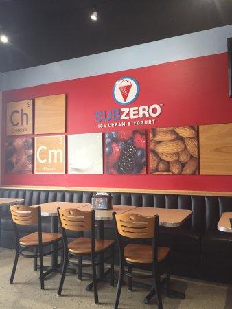 Sub Zero Ice Cream & Yogurt