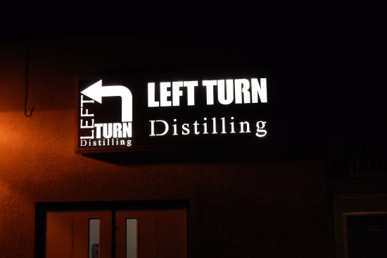 ‪Left Turn Distilling‬