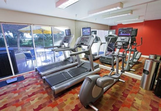 TownePlace Suites Redwood City Redwood Shores: Fitness Center
