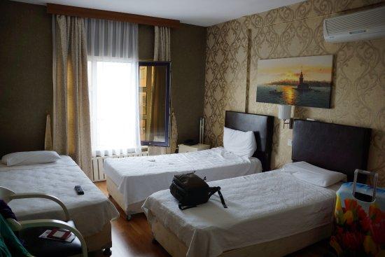 Sunlight Hotel: Семейный номер