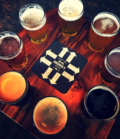 Taphouse: Great way to choose your own tasting