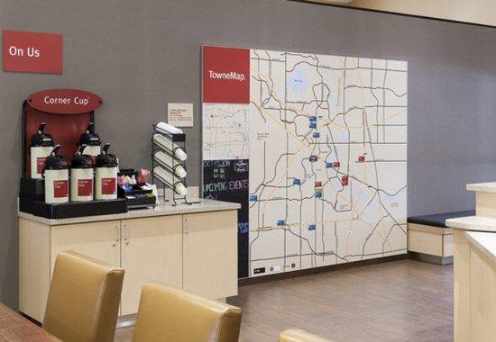 Irving, تكساس: TowneMap
