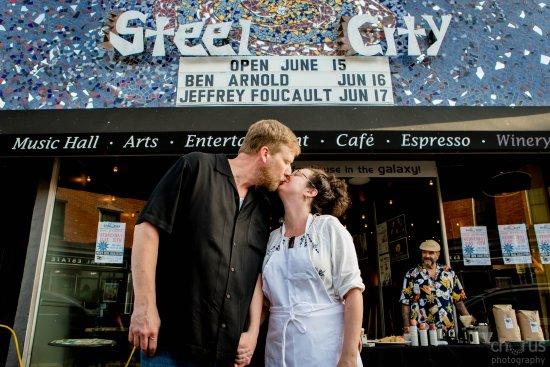 Phoenixville, PA: Steel City Coffee House
