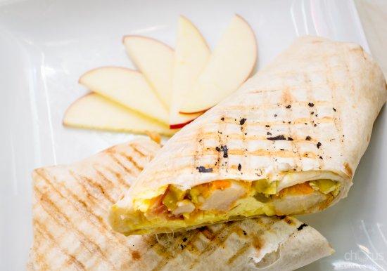 Phoenixville, PA: Breakfast Burrito