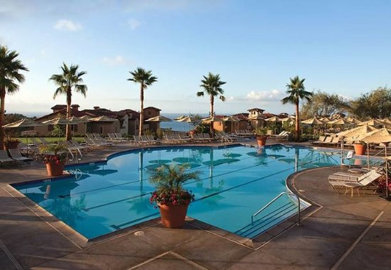 Marriott's Newport Coast Villas: Outdoor Pool - Canyon Pool