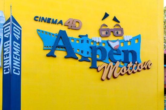 Alpen Park: Alpen Motion 4D