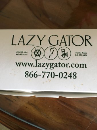 Lazy Gator: photo0.jpg