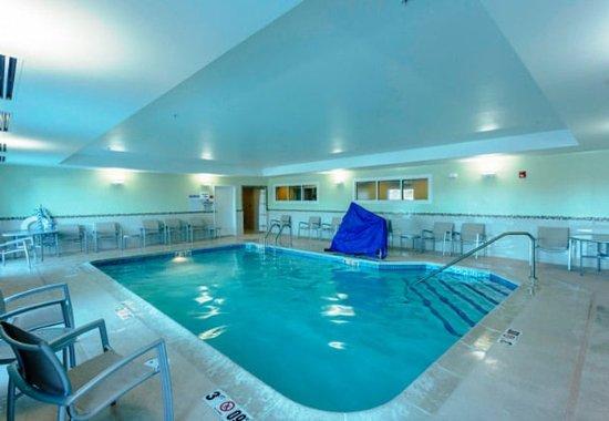 Devens, MA: Indoor Pool