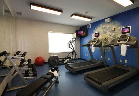 SpringHill Suites Phoenix Chandler/Fashion Center: Fitness Center