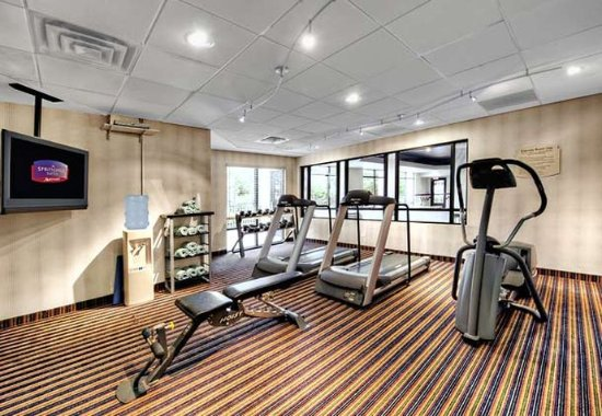 SpringHill Suites Milford: Exercise Room